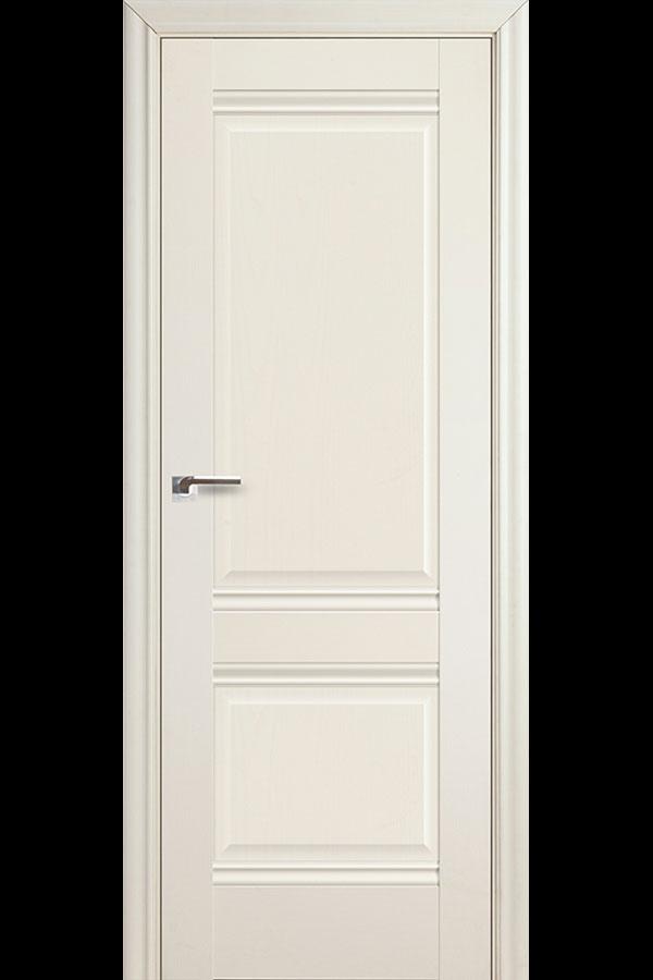 Profil Doors Дверь межкомнатная Профиль-Дорс серия Классика 1х, цвет эш-вайт