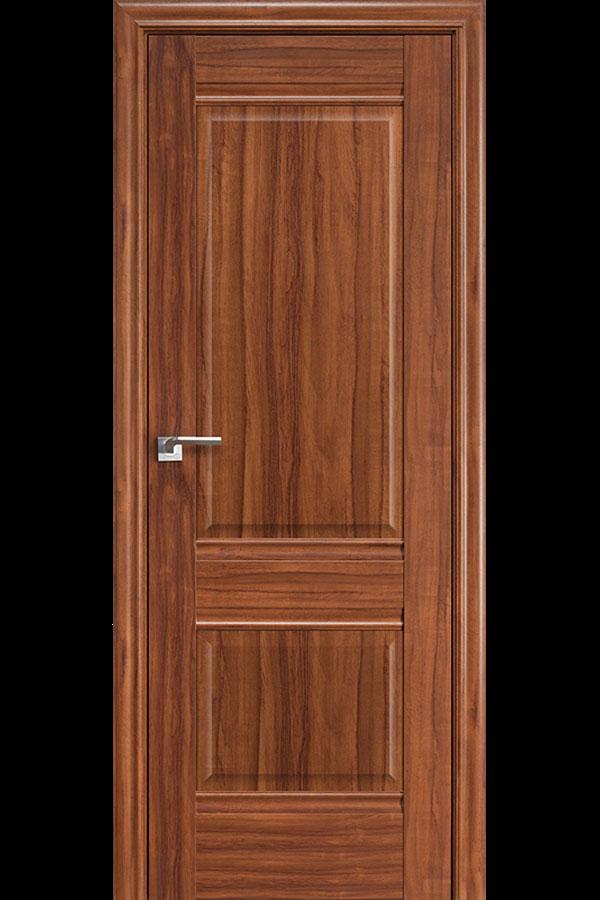 Profil Doors Дверь межкомнатная Профиль-Дорс серия Классика 1х, цвет орех амари