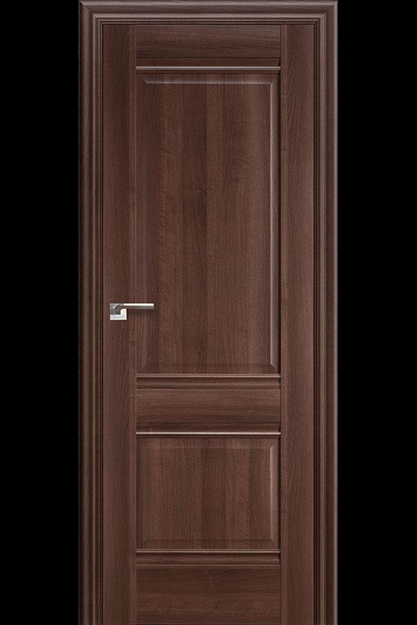 Profil Doors Дверь межкомнатная Профиль-Дорс серия Классика 1х, цвет орех сиена