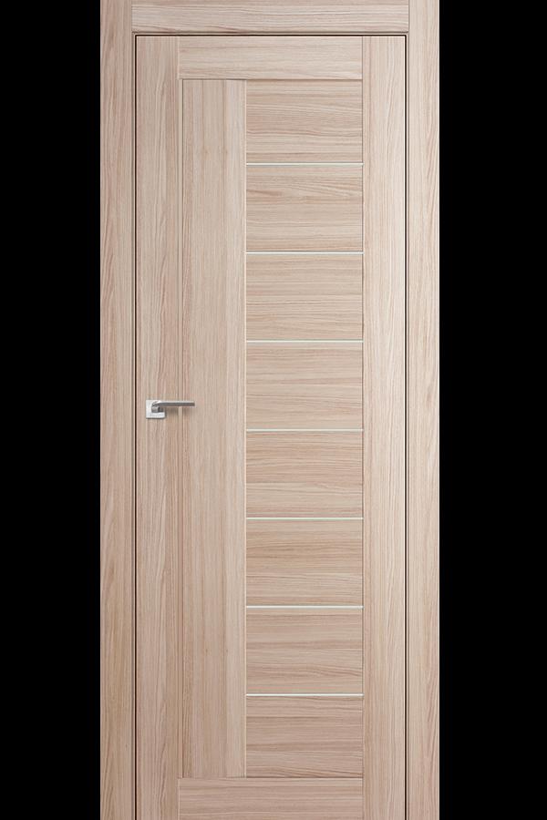 Profil Doors Дверь межкомнатная Профиль-Дорс серия Модерн 17х, цвет Капучино
