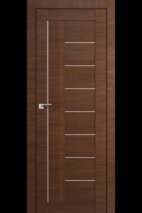 Profil Doors Дверь межкомнатная Профиль-Дорс серия Модерн 17х, цвет Малага Черри