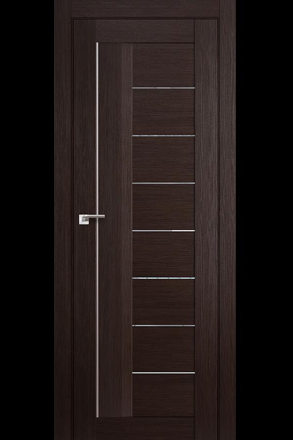 Profil Doors Дверь межкомнатная Профиль-Дорс серия Модерн 17х, цвет Венге