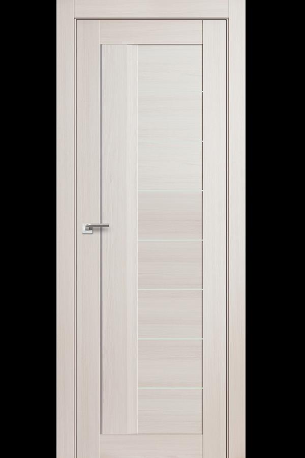 Profil Doors Дверь межкомнатная Профиль-Дорс серия Модерн 17х, цвет Эш Вайт