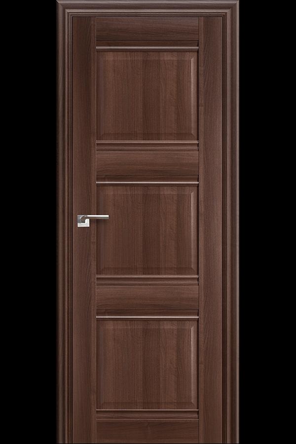 Profil Doors Дверь межкомнатная Профиль-Дорс серия Классика 3х, цвет орех Сиена