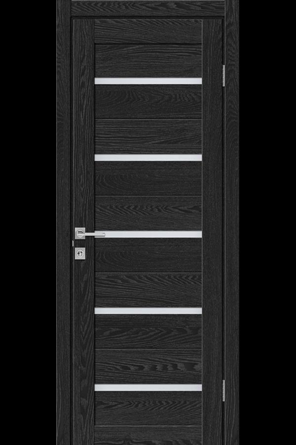 Владимирские Двери, Экошпон, Царговые, Атрацит 502
