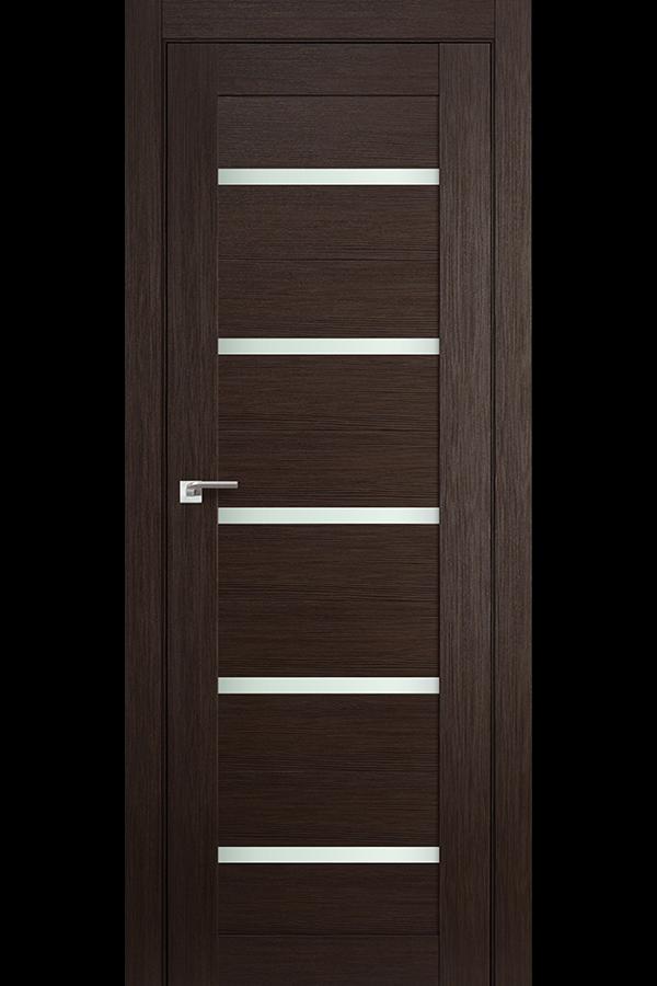 Profil Doors Дверь межкомнатная Профиль-Дорс серия Модерн 7х, цвет венге