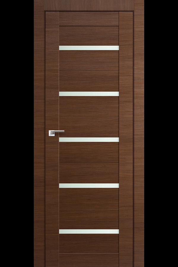 Profil Doors Дверь межкомнатная Профиль-Дорс серия Модерн 7х, цвет Малага Черри