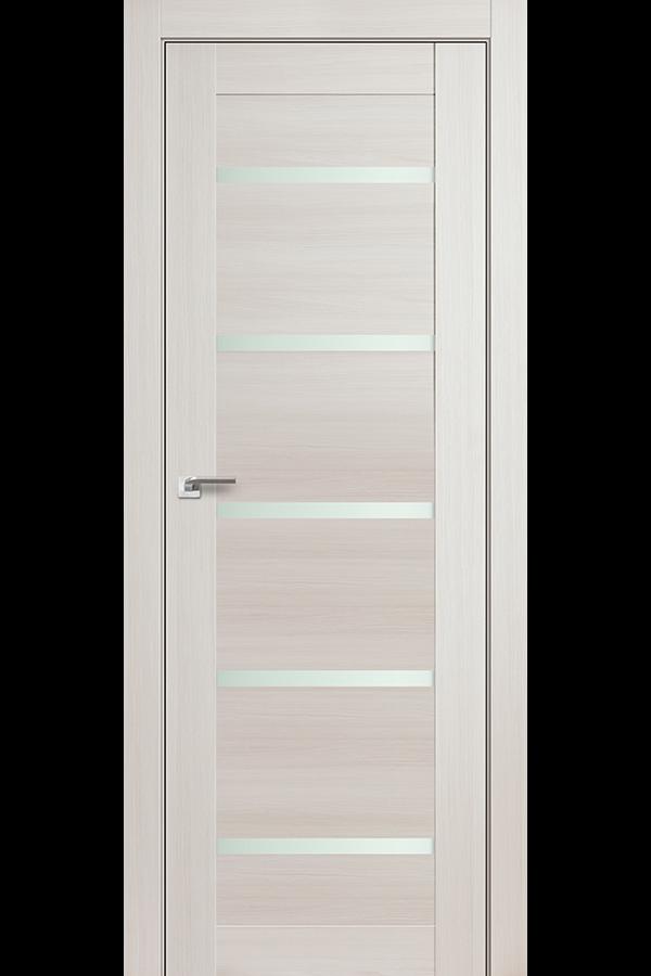 Profil Doors Дверь межкомнатная Профиль-Дорс серия Модерн 7х, цвет эш-вайт