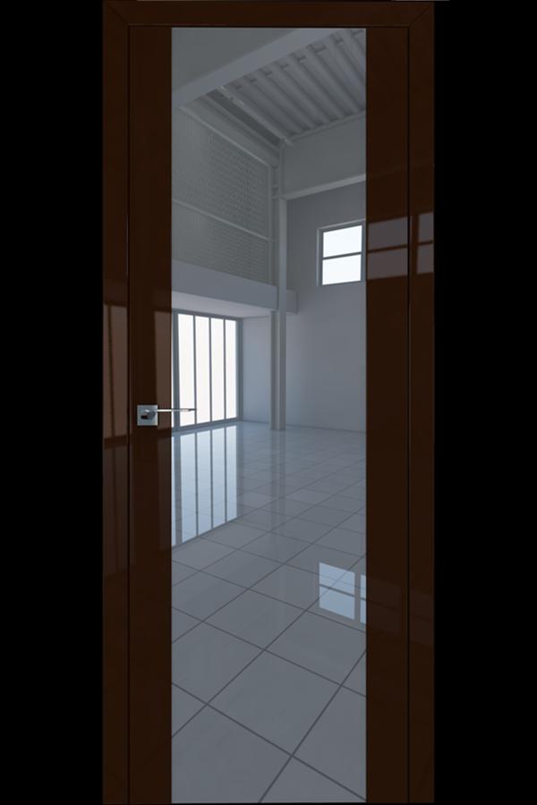 Profil Doors Дверь межкомнатная Профиль-Дорс серия 8 L Терра Зеркало