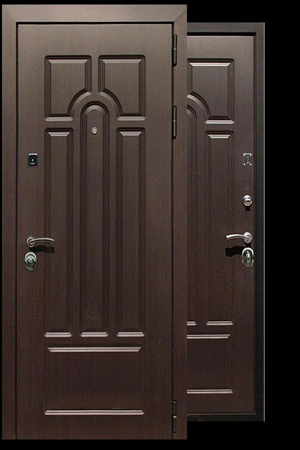 Входные двери, Аконит Комфорт, Две Панели