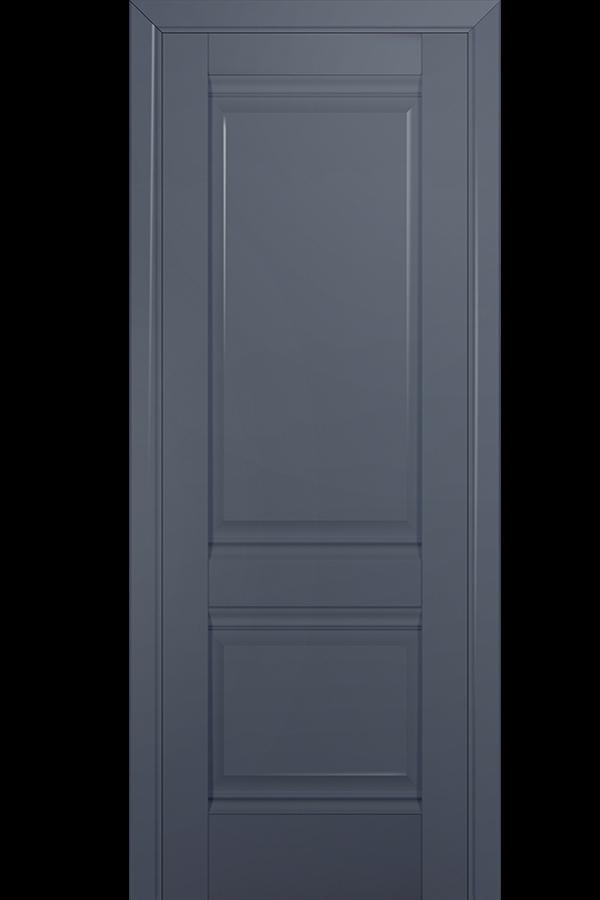 Profil Doors Дверь межкомнатная Профиль-Дорс серия Классика 1U, цвет Profil Doors Дверь межкомнатная Профиль-Дорс серия Классика 1U, цвет Антрацит