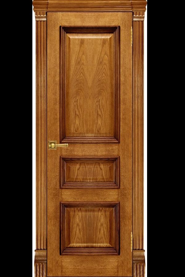 Ульяновские Двери Натуральный шпон Барселона Антико