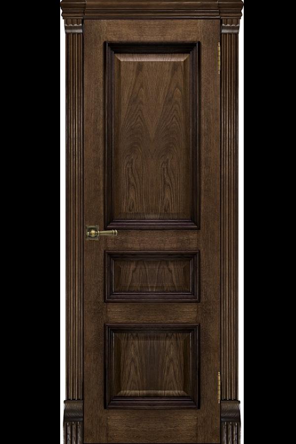 Ульяновские Двери Натуральный шпон Барселона Бренди