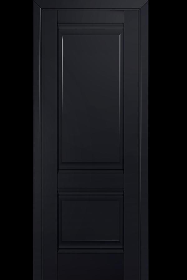 Profil Doors Дверь межкомнатная Профиль-Дорс серия Классика 1U, цвет Profil Doors Дверь межкомнатная Профиль-Дорс серия Классика 1U, цвет Черный Матовый
