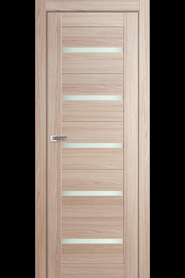 Profil Doors Дверь межкомнатная Профиль-Дорс серия Модерн 7х, цвет Капучино