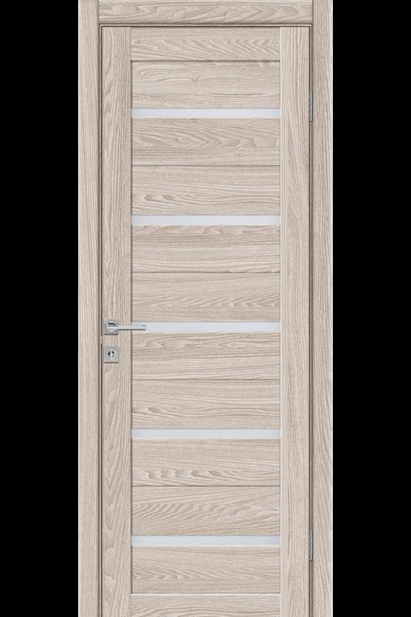 Владимирские Двери, Экошпон, Царговые, Капучино 502