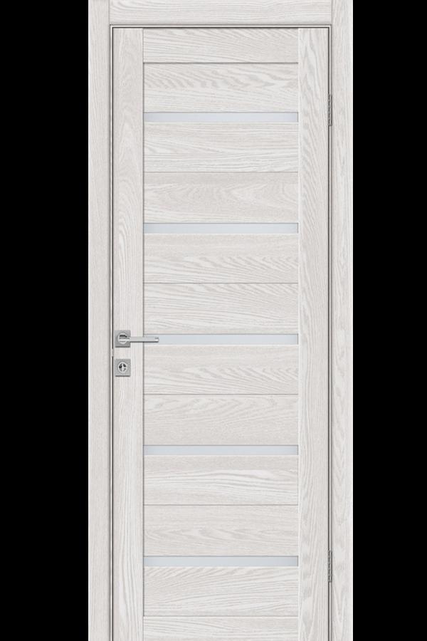 Владимирские Двери, Экошпон, Царговые, Латте 502