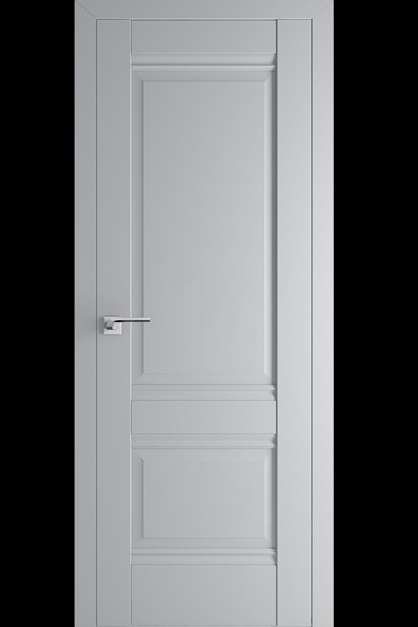 Profil Doors Дверь межкомнатная Профиль-Дорс серия Классика 1U, цвет Profil Doors Дверь межкомнатная Профиль-Дорс серия Классика 1U, цвет Манхеттен