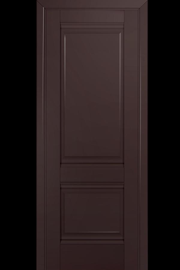 Profil Doors Дверь межкомнатная Профиль-Дорс серия Классика 1U, цвет Profil Doors Дверь межкомнатная Профиль-Дорс серия Классика 1U, цвет Темно Коричневый