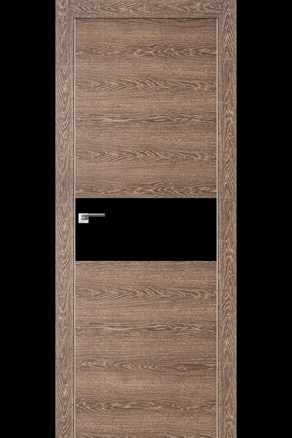Profil Doors Дверь межкомнатная Профиль-Дорс серия 4 Z Дуб Транкайс Светлый