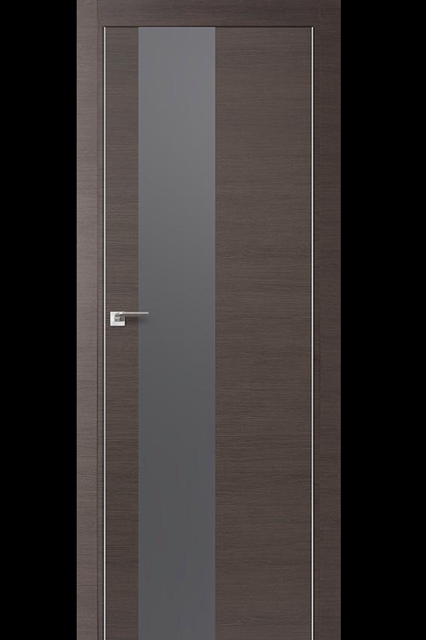 Profil Doors Дверь межкомнатная Профиль-Дорс серия 5 Z Маллага Черри