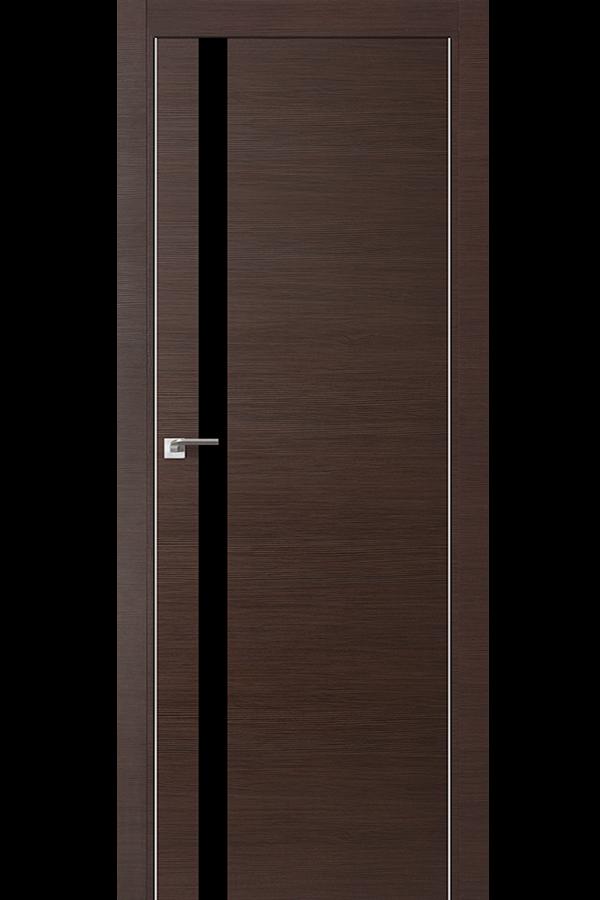 Profil Doors Дверь межкомнатная Профиль-Дорс серия 6 Z Венге