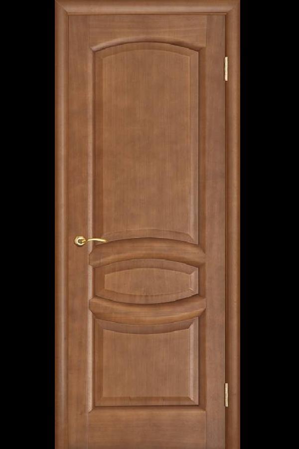 Ульяновские Двери Натуральный шпон Анастасия Темный Анегри