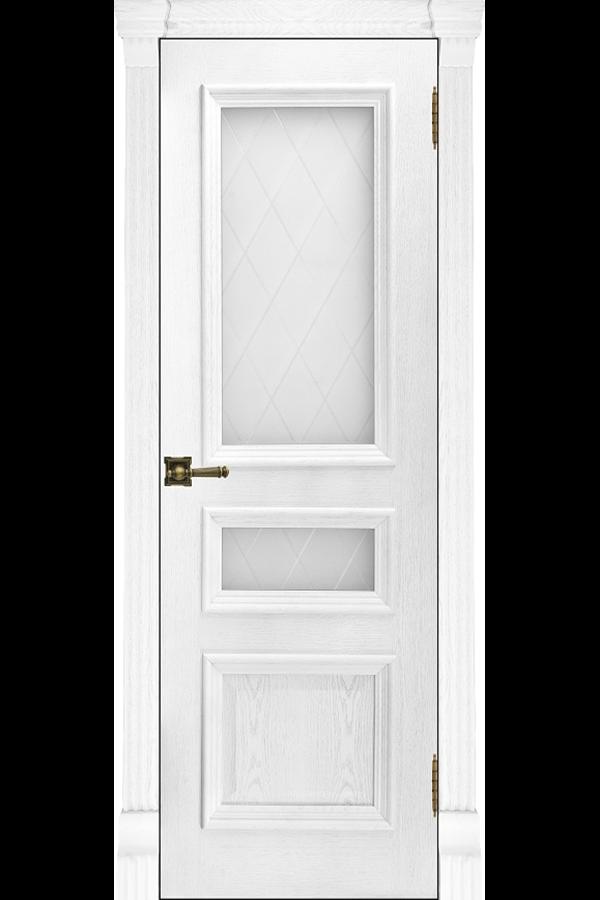 Ульяновские Двери Натуральный шпон Барселона Перла Квадро