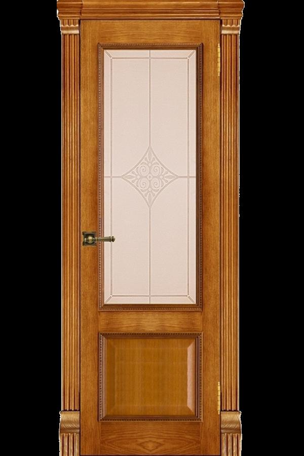 Ульяновские Двери Натуральный шпон Гранд Антико Ромб