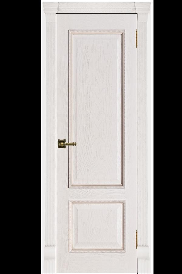 Ульяновские Двери Натуральный шпон Гранд Бьянка