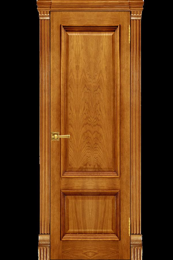 Ульяновские Двери Натуральный шпон Корсика Антико