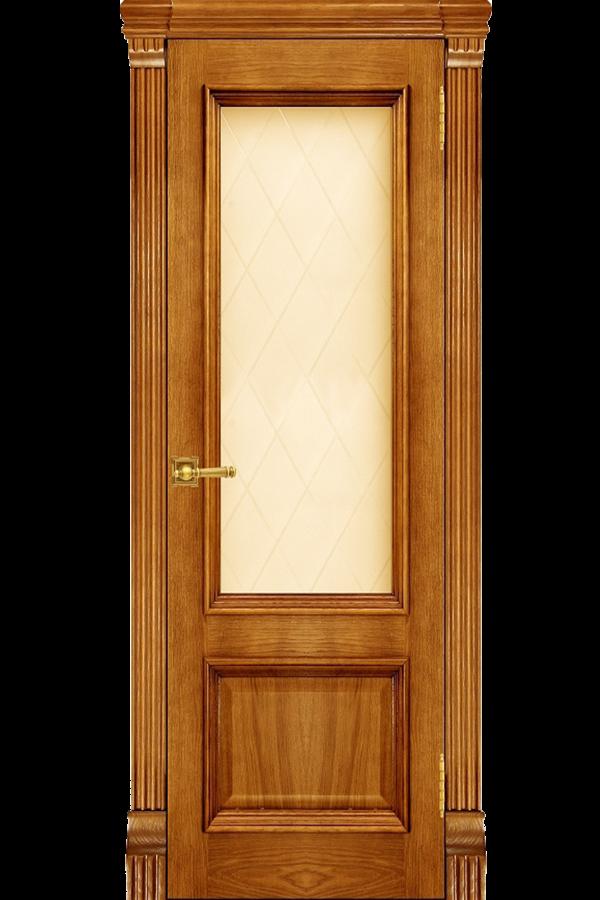 Ульяновские Двери Натуральный шпон Корсика Антико Квадро