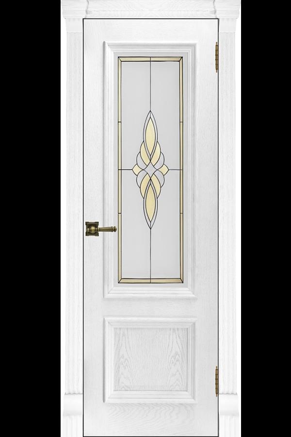 Ульяновские Двери Натуральный шпон Корсика Перла Маэстро