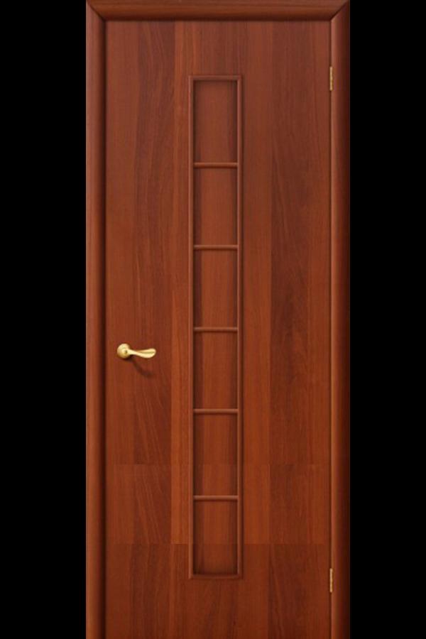 Межкомнатные двери , Ламинированные Ладер Итальянский Орех