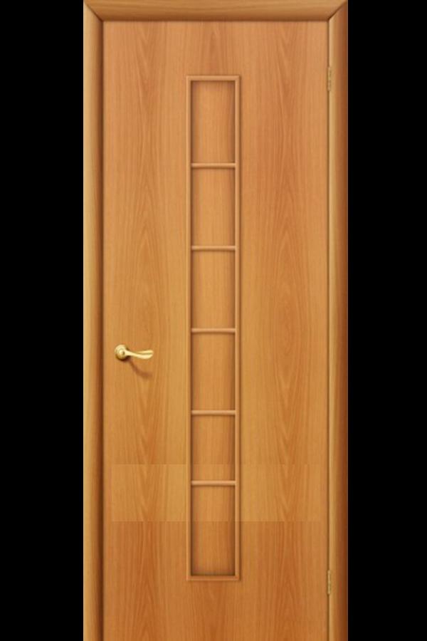 Межкомнатные двери , Ламинированные Ладер Миланнский Орех