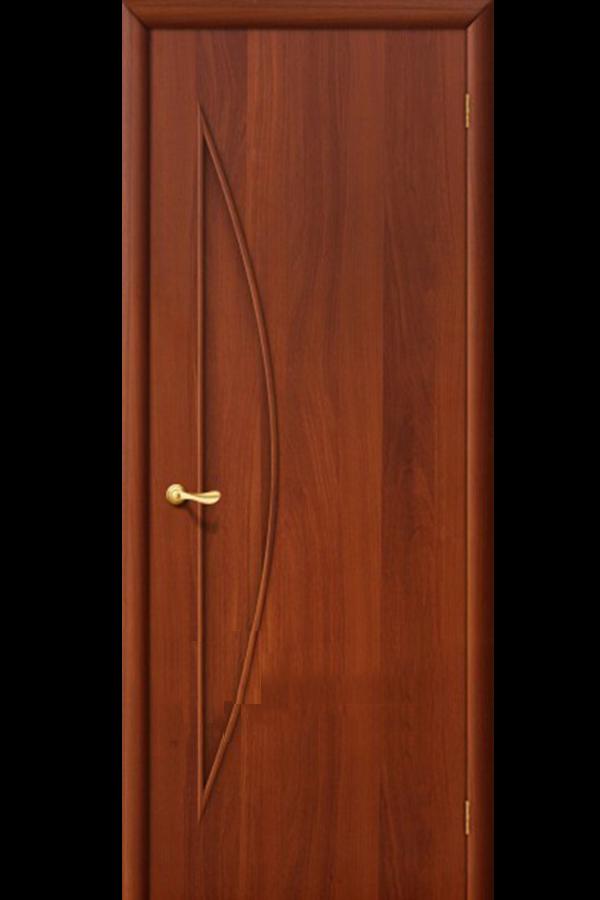 Межкомнатные двери , Ламинированные Луна Итальянский Орех