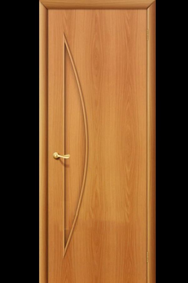 Межкомнатные двери , Ламинированные Луна Миланский Орех