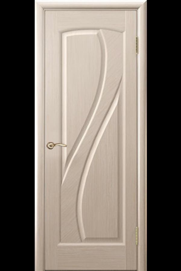 Ульяновские Двери Натуральный шпон Мария Беленый Дуб