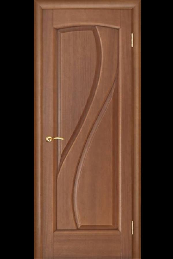 Ульяновские Двери Натуральный шпон Мария Темный Анегри