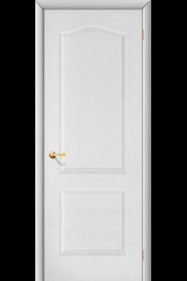 Межкомнатные двери , Ламинированные Палитра Белая