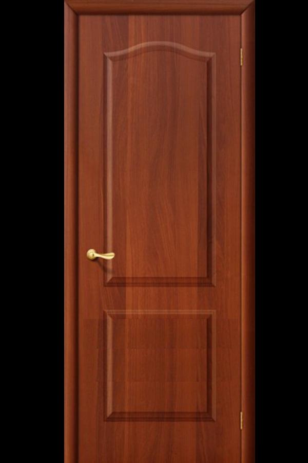 Межкомнатные двери , Ламинированные Палитра Итальянский Орех