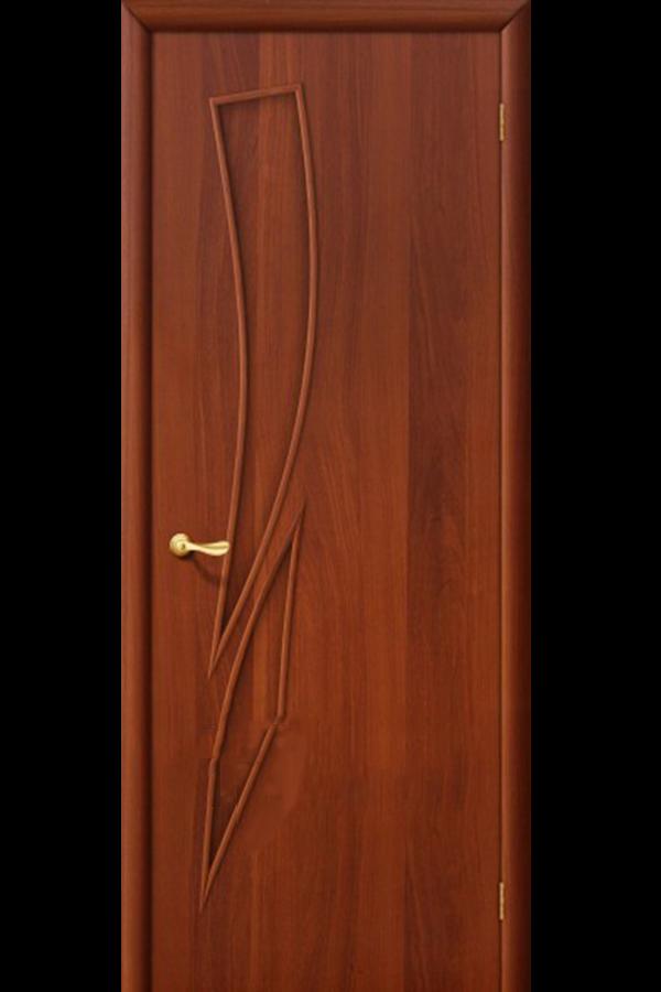 Межкомнатные двери , Ламинированные Стерлиция Итальянский Орех
