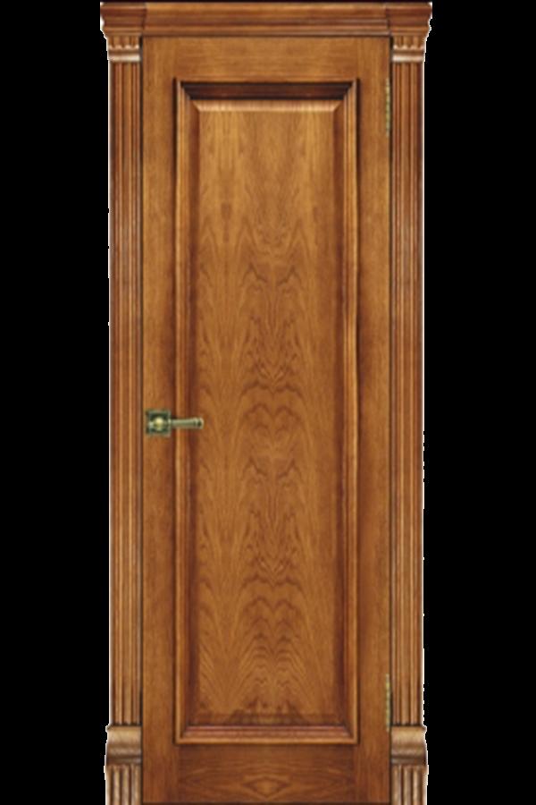 Ульяновские Двери Натуральный шпон Тоскана Антико