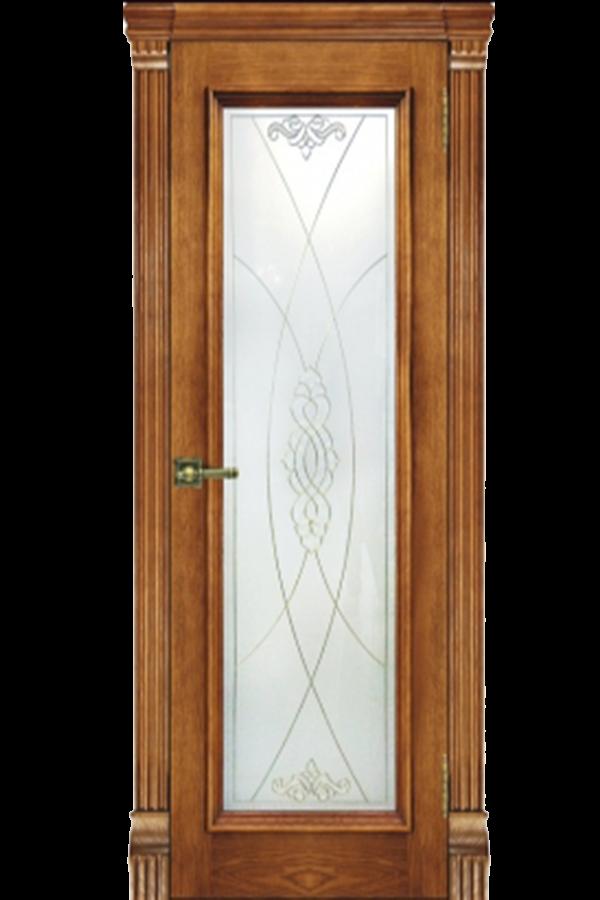 Ульяновские Двери Натуральный шпон Тоскана Антико Мираж