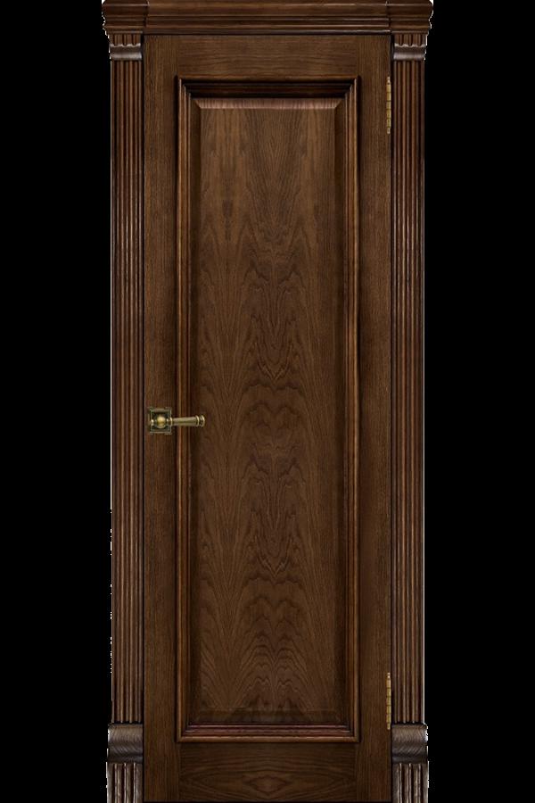 Ульяновские Двери Натуральный шпон Тоскана Бренди