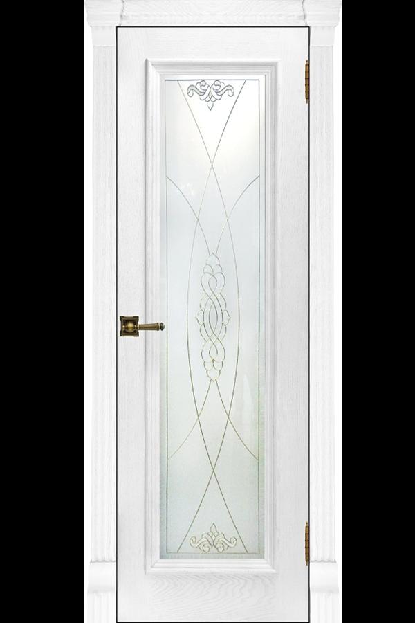 Ульяновские Двери Натуральный шпон Тоскана Перла Мираж