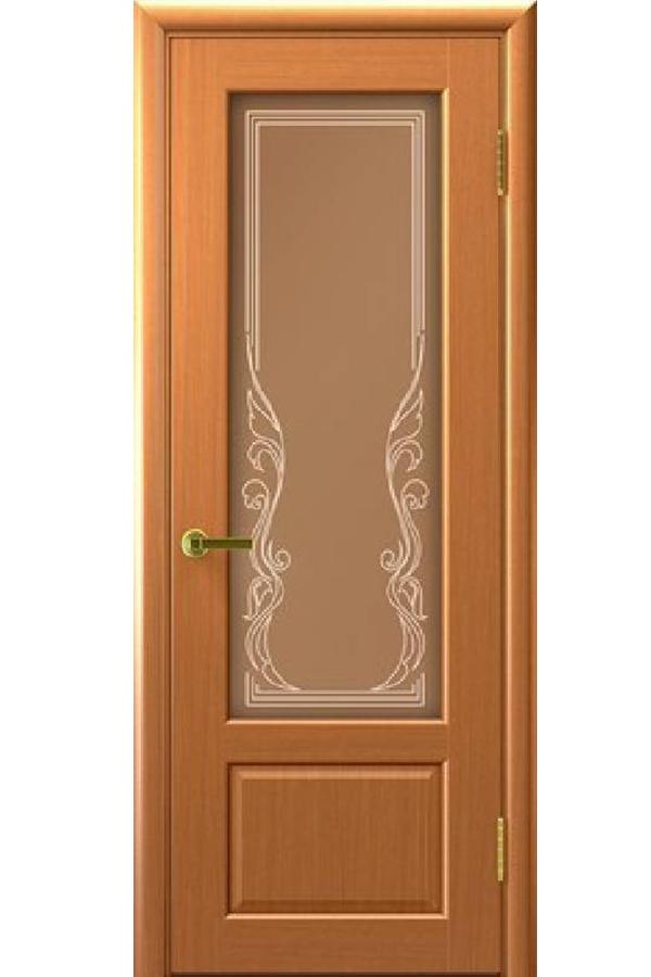 Ульяновские Двери Натуральный шпон Валенсия Анегри Ривьера