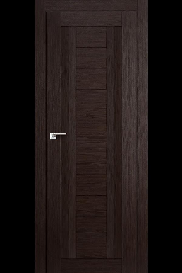 Profil Doors Дверь межкомнатная Профиль-Дорс серия Модерн 14 х, цвет Венге