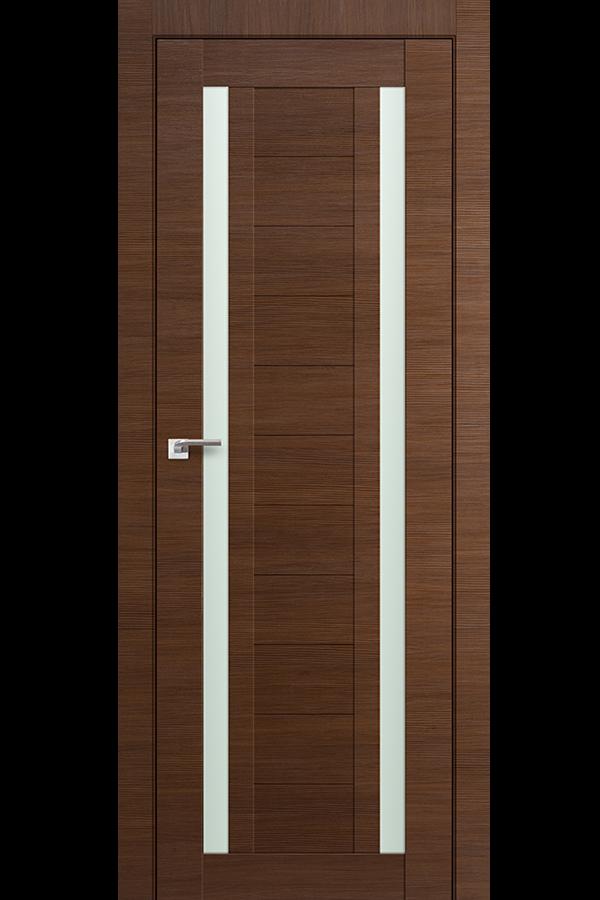 Profil Doors Дверь межкомнатная Профиль-Дорс серия Модерн 15 х, цвет Малага Черри