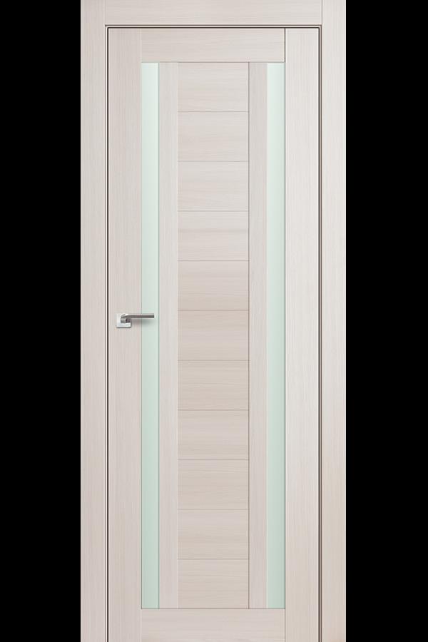 Profil Doors Дверь межкомнатная Профиль-Дорс серия Модерн 15 х, цвет Эш Вайт